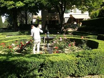 Entretien jardin fabricefleurs paysagiste for Entretien jardin 29